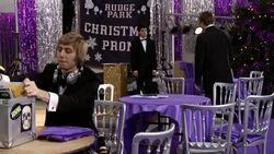 Christmas prom