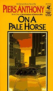 180px-On A Pale Horse cover by Piers Anthony