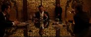 Saito, Cobb and Arthur dining