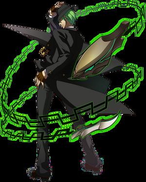 565px-Hazama (Story Mode Artwork, Pre Battle)