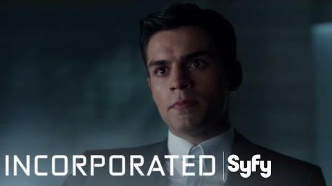 INCORPORATED Season 1, Episode 1 'The Whistle' Syfy