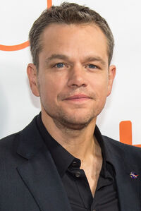 Matt Damon TIFF 2015