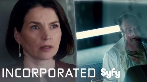 INCORPORATED Season 1, Episode 2 'I Know Everything' Syfy
