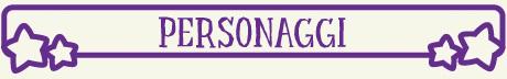 Personaggi - Logo