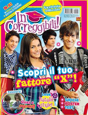 Magazine numero 5 - Incorreggibili