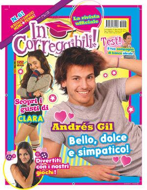 Magazine numero 6 - Incorreggibili