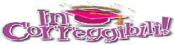 Logo incorreggibili