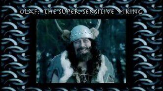 Olaf super sensitive viking