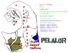 Pelalor map