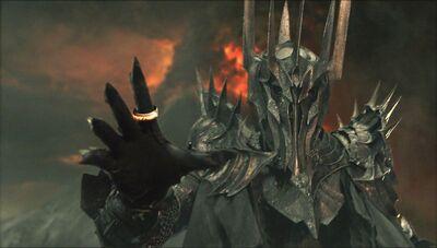 Sauron/Isildur