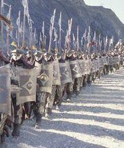Oosterling leger