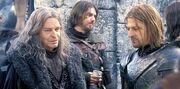 Denethor met Boromir