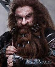Gloin in de hobbit