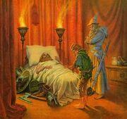 De dood van Thorin Eikenschild