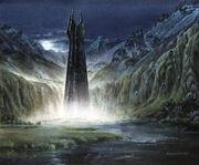 Isengard print