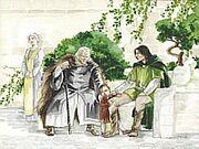 Ecthelion en Thorongil