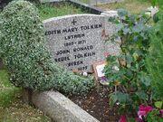 Graf van JRR Tolkien-Oxford