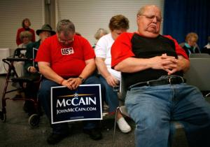 Mccain supporters 52632 0