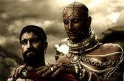 300- Leonidas and Xerxes discuss surrender-1-