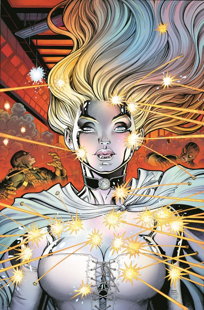 Emma Frost Index Of Gifted And Enhanced Individuals Wiki Fandom