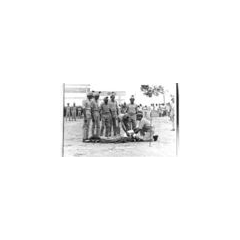 Home Guards demonstration-fire fighting2-First aid/Dhuvaran