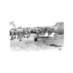 Home Guards demonstration-fire fighting3/Dhuvaran