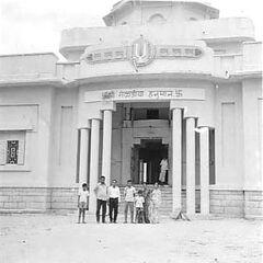 Rokhadia_hanuman temple/Porbandar
