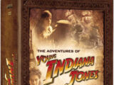 List of The Adventures of Young Indiana Jones DVD additional features