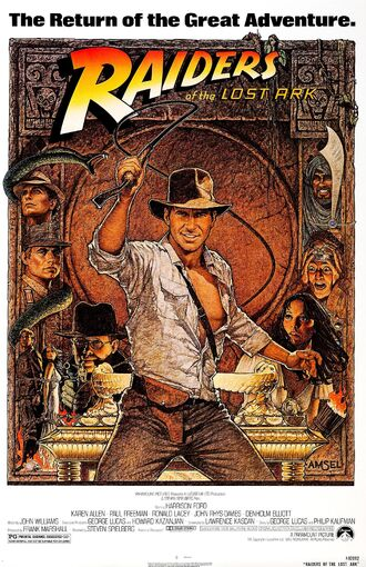 Raiders Of The Lost Ark Indiana Jones Wiki Fandom Powered By Wikia