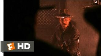 Raiders of the Lost Ark (2-10) Movie CLIP - Nepal Shootout (1981) HD
