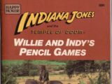 Willie and Indy's Pencil Games