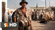 Raiders of the Lost Ark (3-10) Movie CLIP - Sword vs