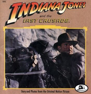 c66d62c70c9af Indiana Jones and the Last Crusade (Read-Along Adventure) | Indiana ...