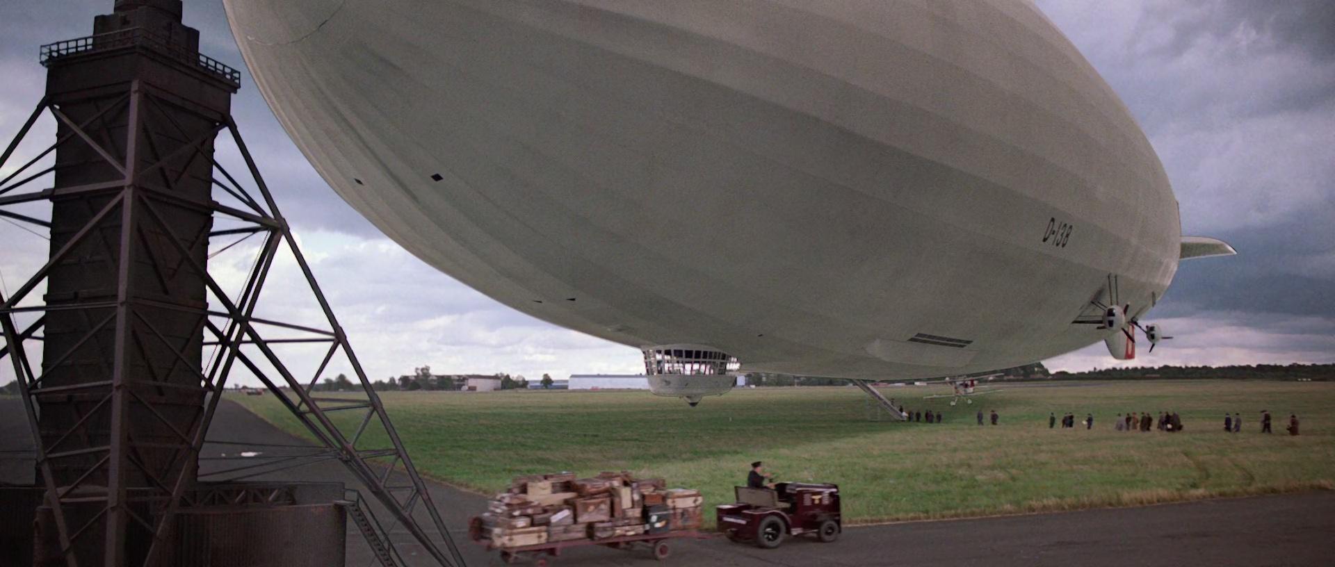 Image result for Last crusade zeppelin