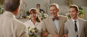 Indy marion wedding