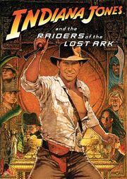 Raiders of the Lost Ark DVD 2008