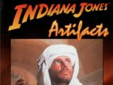 Indiana Jones Artifacts
