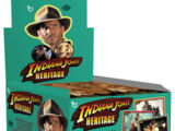 List of Indiana Jones trading cards