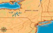 Barnett College Indiana Jones Wiki Fandom Powered By Wikia
