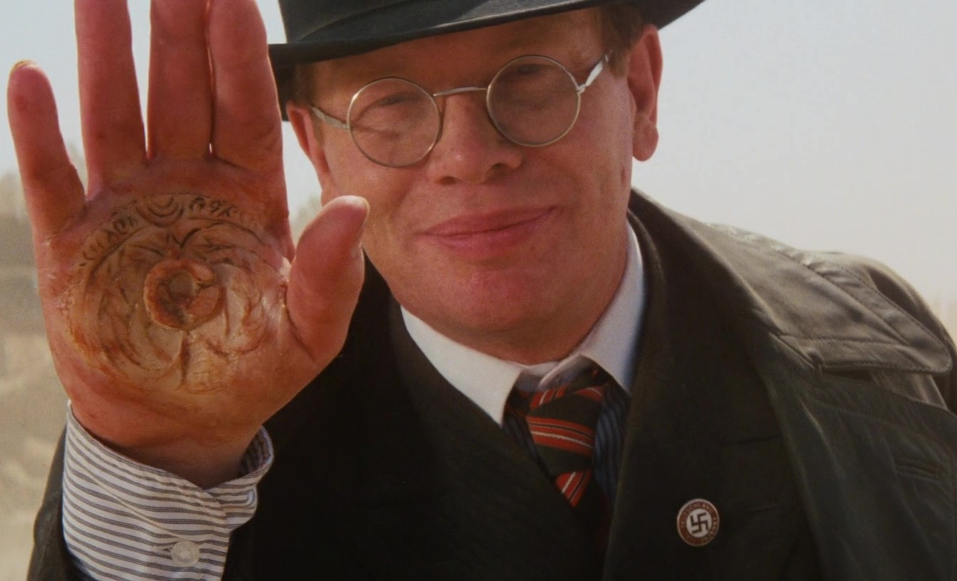 Ronald Lacey porridge