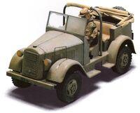 TroopCar model