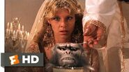 Indiana Jones and the Temple of Doom (3-10) Movie CLIP - Chilled Monkey Brains (1984) HD
