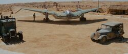 Flying Wing airstrip