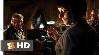 Indiana Jones and the Kingdom of the Crystal Skull (4-10) Movie CLIP - The Crystal Skull (2008) HD