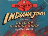 Indiana Jones and the Gold of Genghis Khan