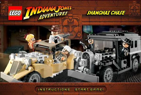LEGO Indiana Jones Adventures: Shanghai Chase | Indiana Jones Wiki ...