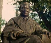Marcus statue