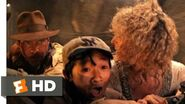 Indiana Jones and the Temple of Doom (7-10) Movie CLIP - Mine Cart Chase (1984) HD