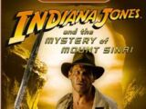 Indiana Jones and the Mystery of Mount Sinai