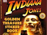 Golden Treasure Sticker Book